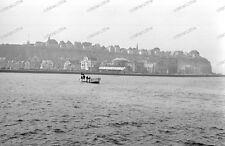 negativ-Helgoland-Schiff-MS Königin Luise-Marine-30/40 er Jahre-Beiboot-2