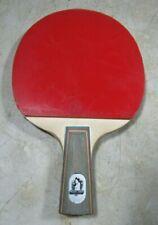 Wang Chen Short Handle Table Tennis Ping Pong Paddle
