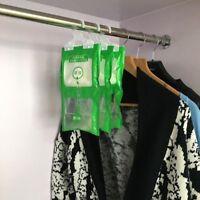 1Pack Household Moisture Bag Dehumidification Bag Wardrobe Hangable Dehumidifier