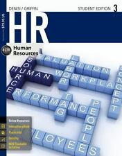 New, Engaging Titles from 4LTR Press: Human Resources by Angelo DeNisi and Ricky