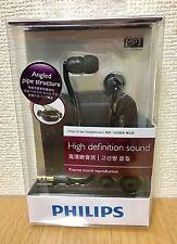 """Philips she9700 Kopfhörer schwarz intraaural 3.5mm (1/8"""") 23500hz Dynamische In-Ear"""