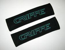 Alta Calidad Cinturón de seguridad Almohadillas del Arnés - Verde PEUGEOT Griffe