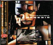 Busta Rhymes - Genesis - Japan CD - 20Tracks