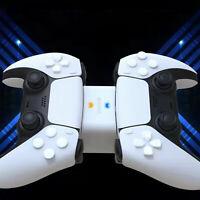 Support de chargeur double socle d'alimentation sans fil pour manette de jeu PS5