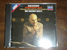 BRUCKNER Symphony n°6- Sir Georg Solti- CD