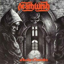 Deathwish - At The Edge Of Damnation (NEW CD DIGI)