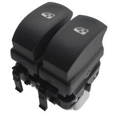 Commande bouton de leve vitre avant gauche conducteur clio 3 Modus = 8200214939