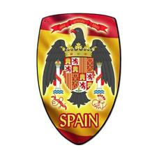 VINTAGE SIGN Spain Shield 7 x 10