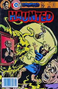 Haunted #75 VF/NM; Charlton | save on shipping - details inside