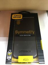 OTTERBOX Symmetry Series Case for Apple iPhone X - Black