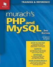 Murach's PHP and MySQL (2nd Edition), 1890774790, Very Good Book