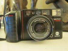Minolta AF -Tele  P&S 35mm Film camera