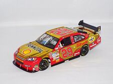 Kevin Harvick For Race Fans Color Chrome 1:24 NASCAR #29 SHELL Chevy Impala COT