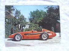 MASERATI 250 F 2 1/2 LITRE 1956 - 58 POSTER ADVERT READY FRAME A4 C