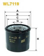 WIX FILTERS WL7119 OIL FILTER  PA516871C OE QUALITY