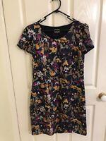 Hobbs NW3 Ladies Silk Dress UK 14 ( Au 14), RRP $295