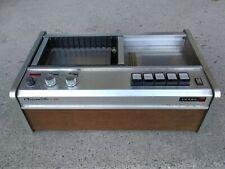 Denon Cassematic 12 Vintage Audio Cassette Deck Player Recorder Trc-798Ed