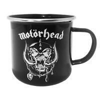 Motörhead Tasse WARPIG Emaille Kaffeebecher
