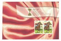 MAD370) Australia 2010 150th Anniv. Melbourne Cup Booklet Pane MUH