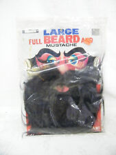 Large Full Beard and Mustache -Tops Tone