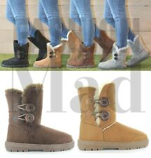 "Ella shoes ""Rita"" faux fur snow warm winter boot all UK sizes 3-9."