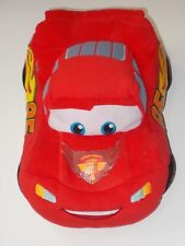 Disney Pixar Cars Lightning McQueen Plush Doll 12 Inches