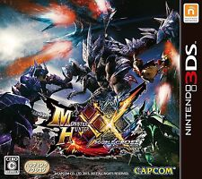 CAPCOM MONSTER HUNTER XX DOUBLE CROSS  3DS NINTENDO JAPANESE  JAPANZON