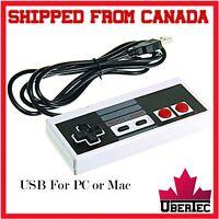 USB Gaming Controller For Nintendo NES Style Emulation PC Mac RetroPie