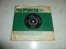"THE BEATLES - We Can Work It Out - 1965 UK 2-track 7"" Vinyl Single"