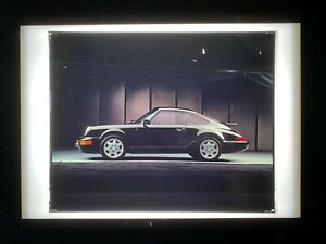 Porsche 8x10 Dup Slide Negative