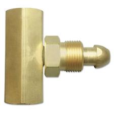 Argon Inert Gas Y Adaptor Connect 2 Regulators To 1 Bottle Tig Welding, T-92