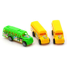 American school bus students Shuttle Back school alloy car Child toy car modc CN