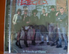 The Ejected A Touch Of Class CD+Bonus Tks NEW SEALED Punk Oi! Have You Got 10p?+