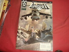 THE PUNISHER #40  Garth Ennis  Marvel MAX Comics 2006 NM