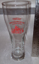 "The Russian Lady Cafe Beer Glass Huge 10"" tall new"