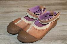 jolies sandales fermées plates PATAUGAS point. 37 en parfait état