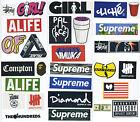 Supreme Classic Box Logo 29 X Skateboard Stickers Car Vinyl Decal Laptop Sticker