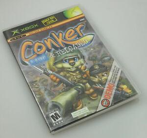 Microsoft Xbox - Conker Live & Reloaded - DEMO DISC New Unused