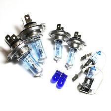 VW Bora 1J6 H7 H4 H3 501 55w Tint Xenon HID High/Low/Fog/Side Headlight Bulbs