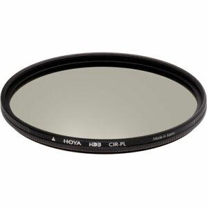HOYA HD3 67mm Circular Polarizer -16 layer Ultra-Hard Nano-Coated Optical Glass