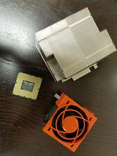 DELL POWEREDGE R710 CPU KIT Intel Xeon X5650, HEAT SINK AND FAN