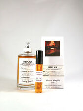 MAISON MARGIELA - By The Fireplace - 10ml - sample size - 100% GENUINE