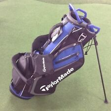 TaylorMade Tm19 Select Stand Bag - Blue/black