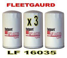 Fleetguard LF16035  1989-2013 Cummins 5.9L & 6.7L  3PC SET