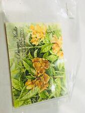 Malaysia ms 2005 Rare Flowers Series II offer