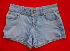 Tilt ~ Stretch Blue Jean Shorts ~ Juniors Size 3 ~ Nice