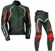 Courses Combinaison de Moto en Cuir Hommes Moto en Cuir Veste Pantalon 48,50,58