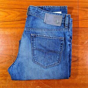Diesel Mens Jeans Buster Blue wash W32 L32