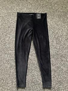 BNWT M&S High Waisted Leggings Size 10 Regular Leg - Soft Touch - Black