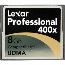 8 GB CompactFlash I Speicherkarte